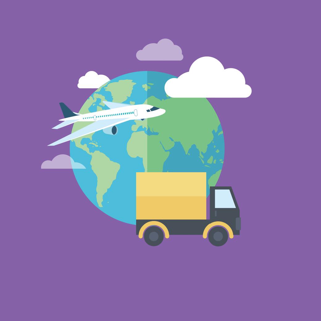 Air Shipping Canada