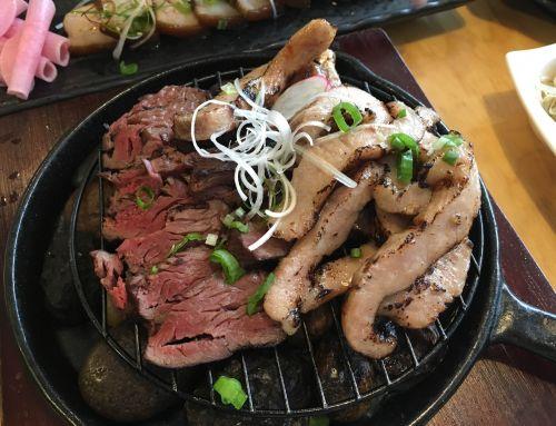 ร้าน Maru Korean Bistro อาหารเกาหลีแบบ Casual